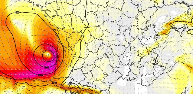 Vers une tempête subtropicale dans le Golfe de Gascogne les 14 et 15  septembre 2016 ? - KERAUNOS Observatoire Français des Tornades et des  Orages Violents