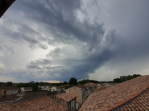 Orage saint laurent medoc - 09/05/2020 17:53 - Laurent Lacourly